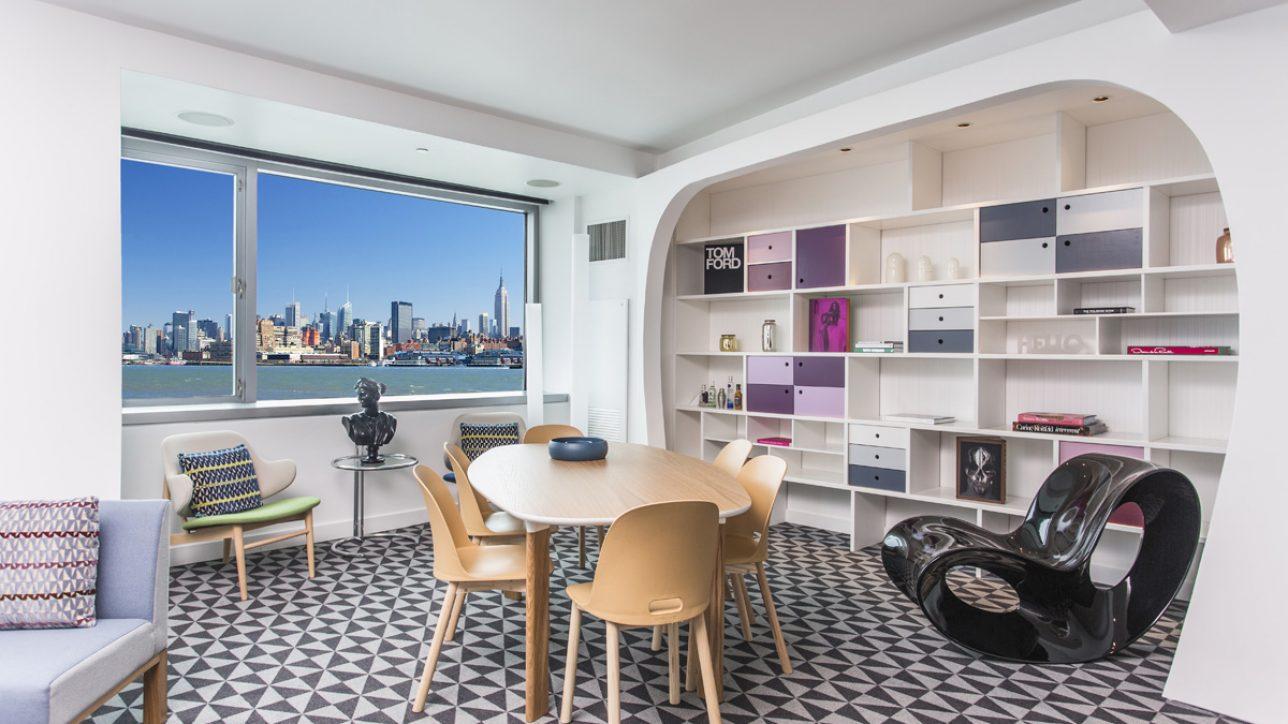 the w hoboken nj renovation complete the allied group. Black Bedroom Furniture Sets. Home Design Ideas