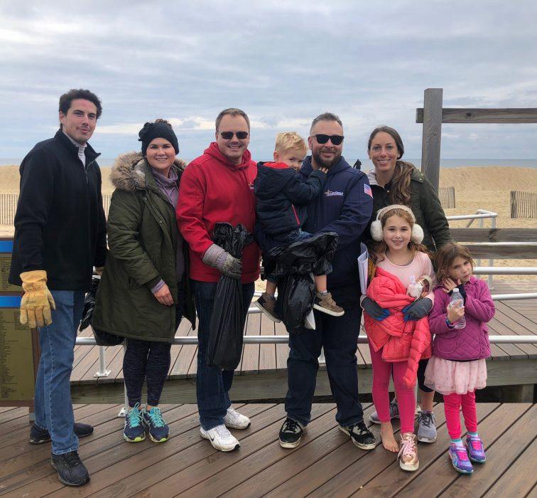 2018 Fall Beach Sweeps